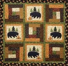 Bear Paw Quilt History Bear Claw Quilt Pattern Tutorial Bear Paw ... & Bears In The Cabin Quilt Pattern By Prairie Grove Peddler Bear Paw Quilt  Pattern History Bear Adamdwight.com