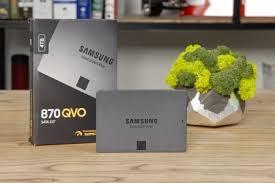 Обзор <b>накопителя Samsung</b> 870 QVO 4 ТБ: объемный вопрос ...