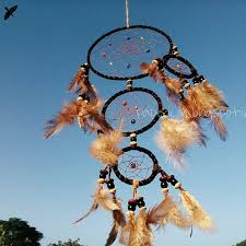 Dream CatchersCom Leather Dream Catcher 100 Steps 58
