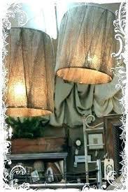 burlap chandelier shades burlap chandelier lamp shades burlap chandelier shade large drum lamp shades for plus