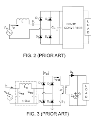 Patent us7157886 power converter method and apparatus having drawing schematic diagram house electrical wiring