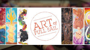 Full Sail University Art And Design Students Use Crayola Crayons On New Full Sail Art Project