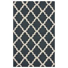 nuloom marrakesh trellis blue grey area rug