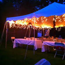 Outside Lighting Ideas For Parties 25 Best Outdoor Graduation Parties Ideas On Pinterest Grad Trunk Party College And Decorations Outside Lighting For S