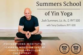 the summers of yin yoga