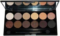 sleek makeup paleta cieni do powiek au naturel zdjęcie 1