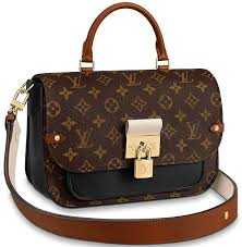 Louis Vuitton Vaugirard Monogram Flap Bag Guide Spotted