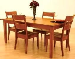 maple wood dining room table. vintage maple dining room set wood furniture 1950s table