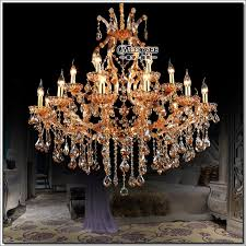 high quality maria theresa crystal chandelier light large crystal pendant lamp big amber chandelier light prompt md8475a l12 6