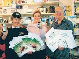 Recycling 'phones for Wales Air Ambulance   News   Narberth and Whitland  Observer