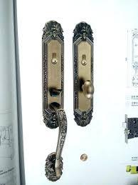 locksing door knobs set handle lock set front front door locks front glass door lock
