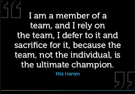 Quotes On Teamwork Inspiration 48 Best Inspirational Teamwork Quotes With Images