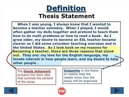write a thesis statement the oscillation band write a thesis statement