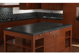 but since it does not absorb liquids your soapstone countertop should not require strong cleaning usually just soap and water are sufficient