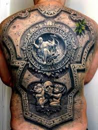 3d татуировки Masterok Livejournal