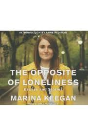 Buy The Opposite Of Loneliness Essays And Stories Book