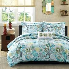 green and blue comforter sets paisley collection the home quilt plaid bedding