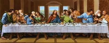 leonardo da vinci the picture of last supper