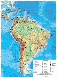 География класс Рельеф Южной Америки География 7 класс Рельеф Южной Америки