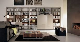 modern home library design. modern home library design ideas displaying black microfiber loveseat sofa with track arms and brown smooth sanded square solid wood coffee table using l