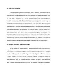essay about the constitution of the united states essays on the  the united states constitution history essay studentsharethe united states constitution essay example