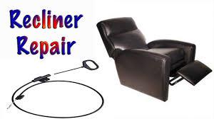 repair a recliner fix your reclining chair fix your la z boy