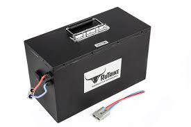 <b>Литиевые</b> тяговые <b>аккумуляторы Rutrike</b> 60V52A/H 18650 оптом ...