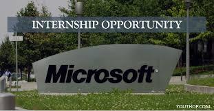 Microsoft Malaysia Internship Program Youth Opportunities