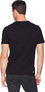 Lacoste Mens Sport Short Sleeve Tech Jersey T Shirt W Tennis