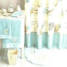 beach bathroom rugs seashell beach scene bath rugs