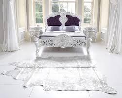 image of burdy and metallic gold rug