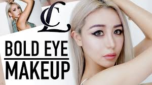 cl 2ne1 smokey eye makeup for hooded lids wengie