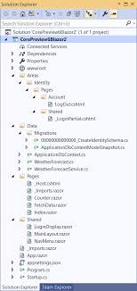 Server Side Work Chart Authentication In Server Side Blazor Applications