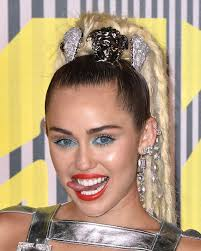 Unprofessional Hair Style miley cyrus regrets dyeing her hair platinum blonde self 1839 by wearticles.com