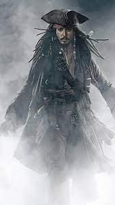 Captain Jack Sparrow Hector Barbossa ...