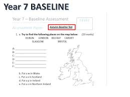 KS3 Geography Year 7 Assessment Bundle WITH ASNWERS by GJDavis27 ...