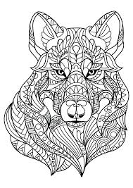 Free Printable Cartoon Animal Coloring Pages Anime Coloring Pages