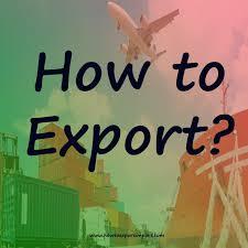 Export Contract Sample Stunning Export Procedures And Documentation