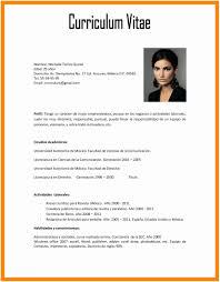 modelo curriculum modelo de curriculum vitae resume template pinterest