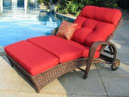 double chaise lounge outdoor furniture gorgeous outdoor double chaise lounger outdoor double chaise lounge design the