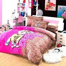 leopard print sheet set leopard print bedding sheets pink and brown bedroom set dog print bedding