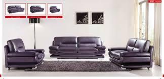 italian leather sofa set. Plain Set Amazoncom ESF Modern 2757 Full Purple Italian Leather Sofa Set  Contemporary Style Kitchen U0026 Dining Inside