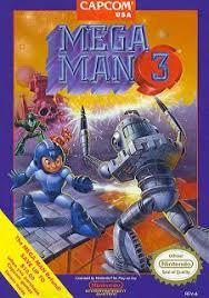 Mega Man 3 Damage Chart Mega Man 3 Mega Man Boss Guides