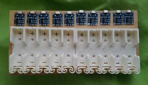 Make Charging Station Make A 10 Way Li Ion Battery Charging Station For 10 Cool Stuff