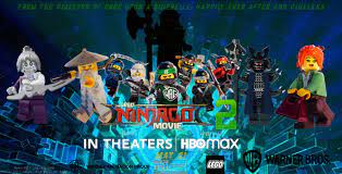 The Lego Ninjago Movie 2 | Fan Made Video Games and Movies Wiki
