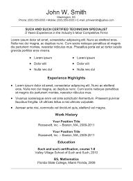 resume template printable maker cv builder regarding resume template 9 best resume templates for freshers best throughout resume templates