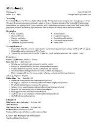 Criminal Justice Resume Sample    Law  resumecompanion com