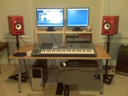home studio desk design elegant enamour i am studio computer desk ikea home furniture ideas in diy ikea home studio desk desks best computer desk