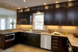 kitchens with dark cabinets. Unique Cabinets Dark Kitchen Cabinets Throughout Kitchens With T
