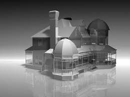 architecture blueprints 3d.  Architecture Architecture Objects Ept Condo Condominium Construction Construction  Frame Creation Design To Blueprints 3d L